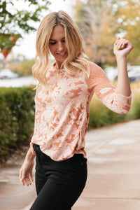 The Paisley Printed Top