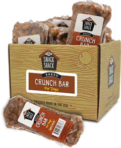Cosmo's Baked Crunch Bar