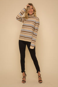 The Jillian Turtle Neck Sweater