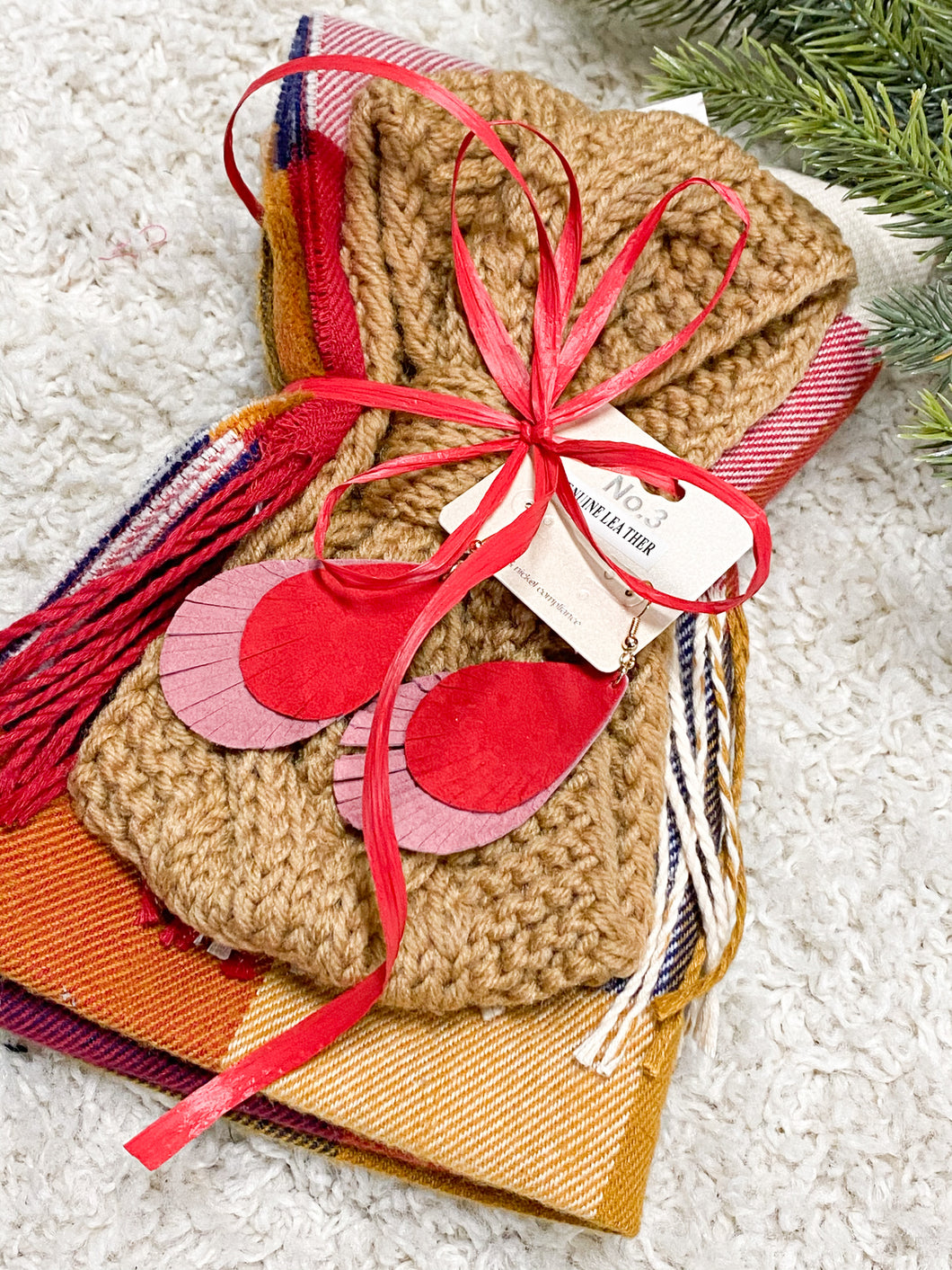 Holiday Bundle in Red