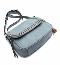 Be The One Crossbody Bag - Denim