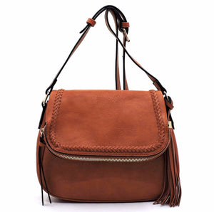 Be The One Crossbody Bag - Brown