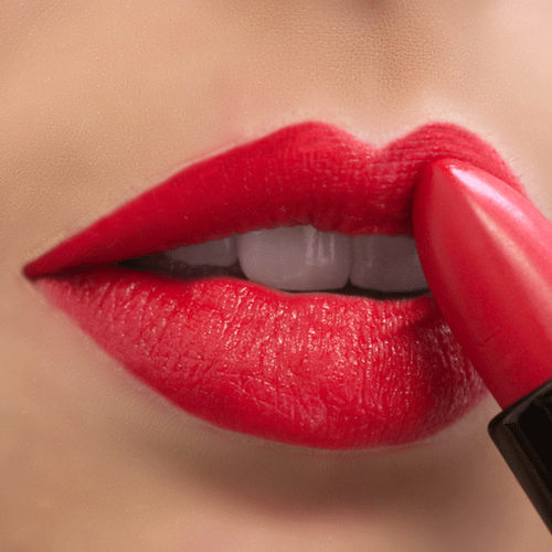 Roomie Red Semi-Matte Lipstick