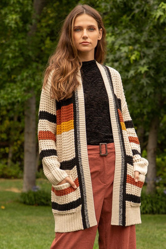 The Chelsea Stripe Sweater