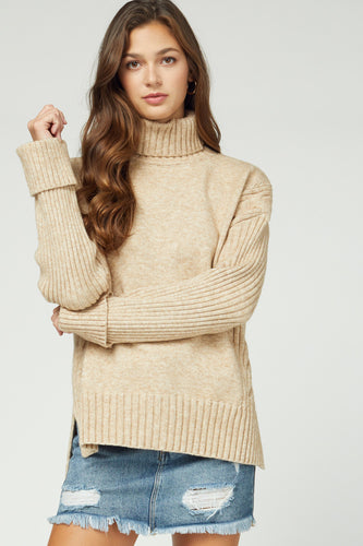 The Kendall Turtleneck Sweater