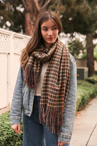 When And Wear Tassel Scarf