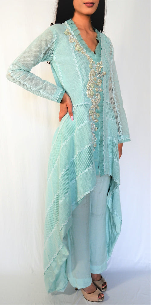 Brand New Sehrish Rehan 2 Piece Suit