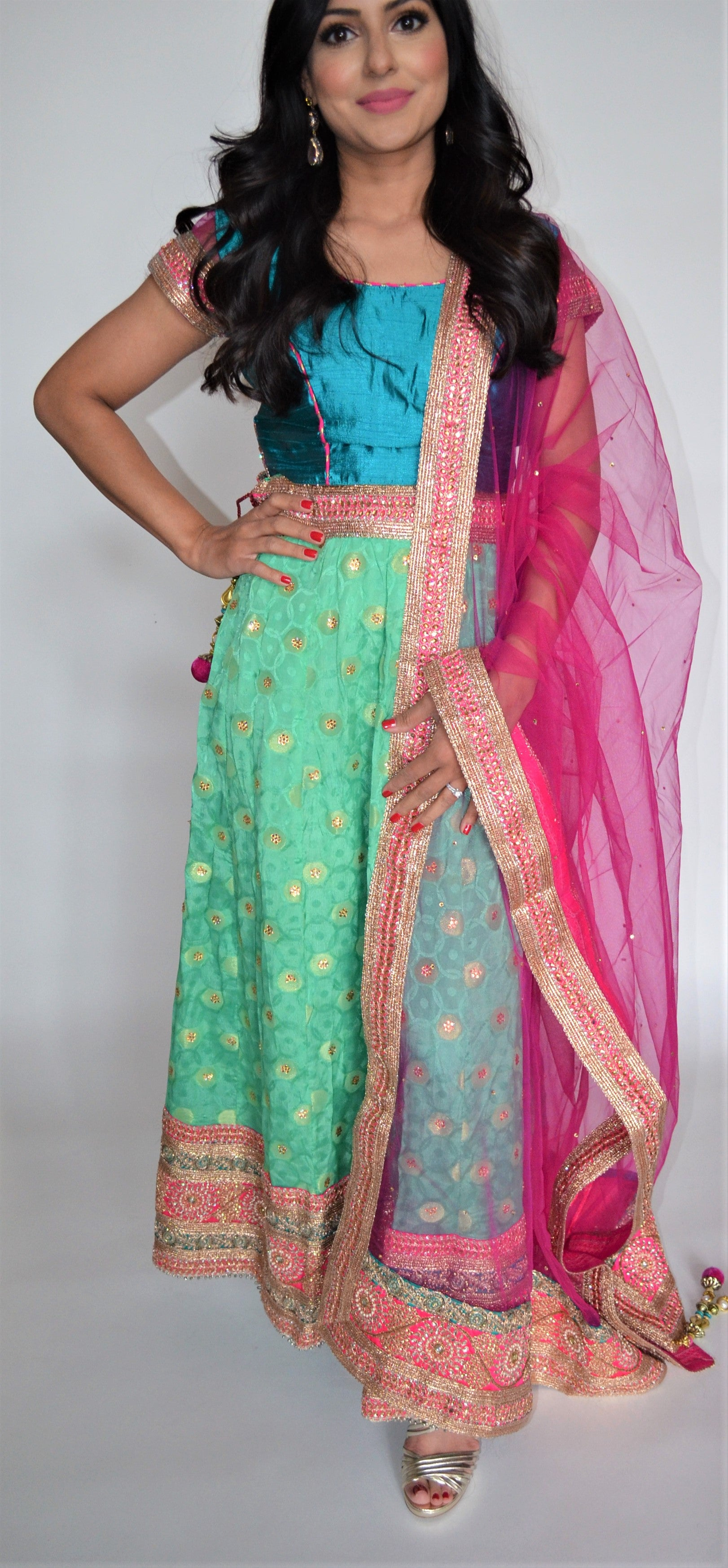 Seaside Lengha