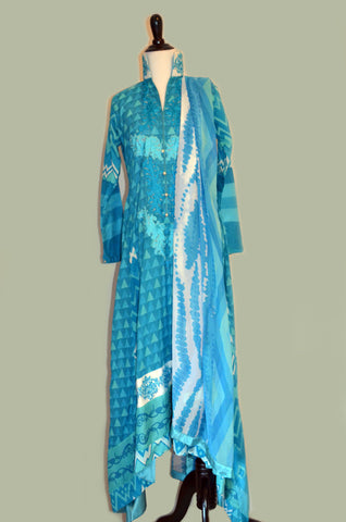 Sania Maskatiya Pearl Dress