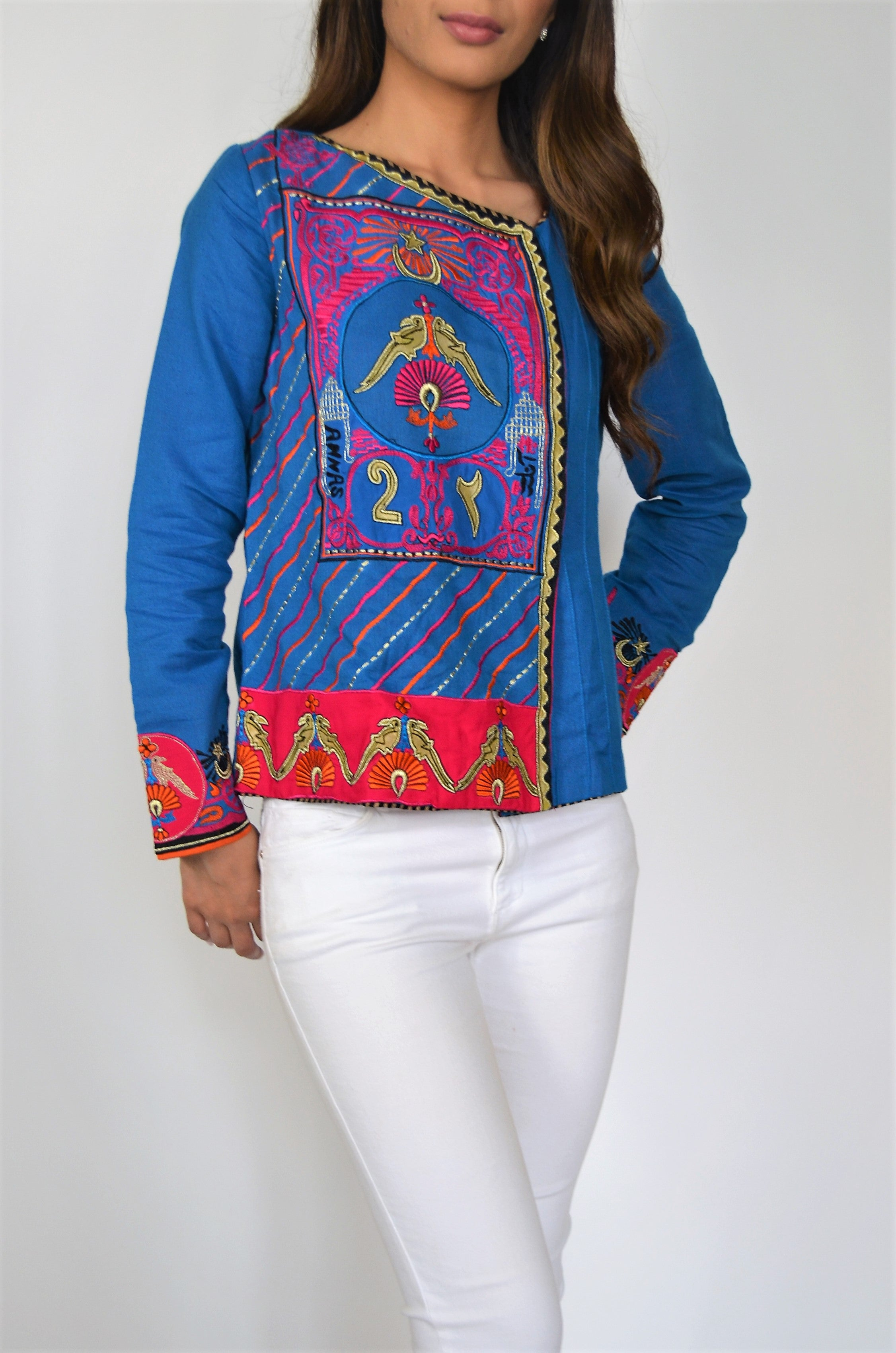 Chinyere Cotton Jacket
