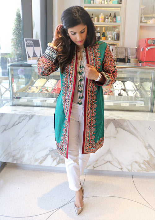 Sana Safinaz Regal Kurti/Coat