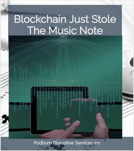 Tweet Your Song For Profit - Blockchain Just Stole The Music Note Masterclass