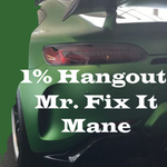 Mr. Fix It Mane - Single by 1% Hangout