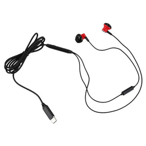 USB Type C 7 Voice Changeing Modes Headset Voice Changer Earphones for Douyin Living Podcast Karaoke for Sumsang