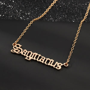 Astrological Zodiac Necklaces That BLING with FREE Shipping.