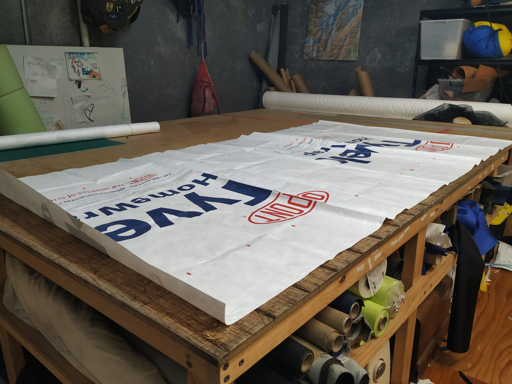 Tyvek Ground Sheet