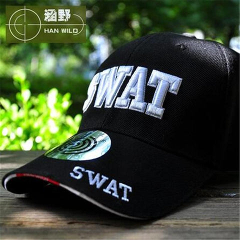 SWAT Embroidery Army Cap For Men and Women Unisex Policemen Caps Outdoor  Sport Snapback Caps Simplicity Tactical Military Hat - tiashop.de c02762f1153