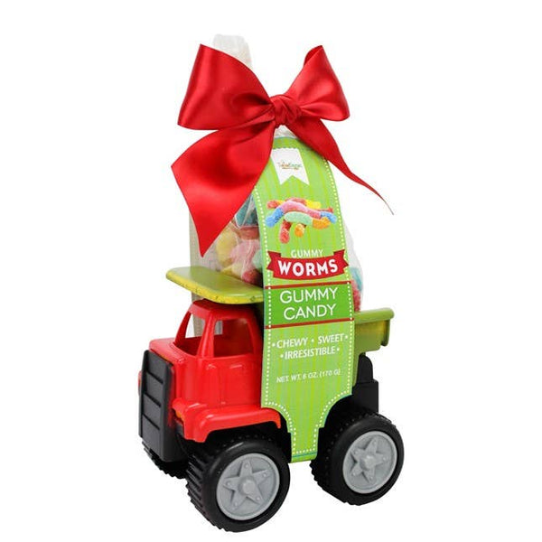 Dumptruck Stocking Stuffer {Preorder}