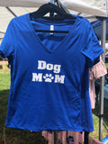 Dog Mom Blue Top