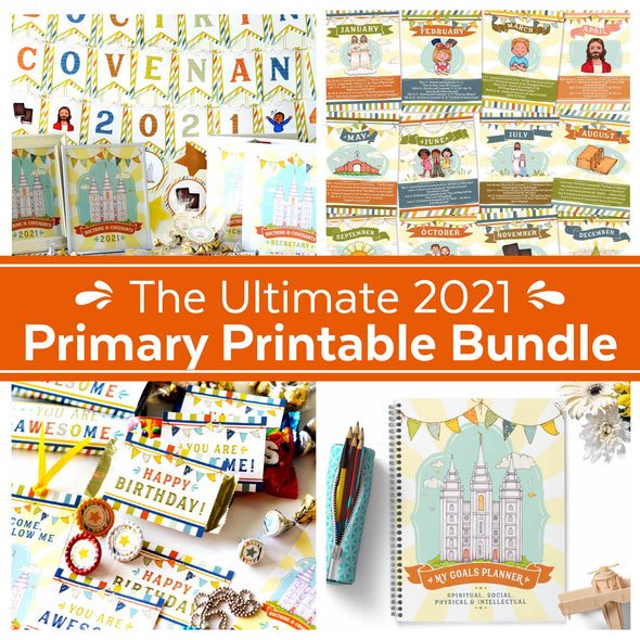 Primary 2021 Bundle