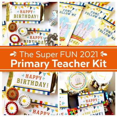 Primary 2021 Teacher Gift Set