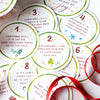 Christmas Scavenger Hunt Printable Game