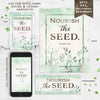 Nourish the Seed Printable Kit