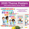 Primary 2020 Come, Follow Me Printable Kit