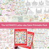 The Ultimate Latter-day Saint Printables Bundle