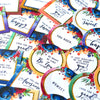 LDS Girls Camp Pillow Treat Tags | Young Women Tuck In Treats | YW Treat Tags