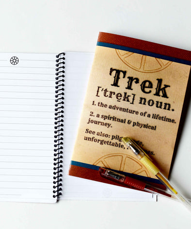 Trek Journal | LDS Trek Journal Printable Kit
