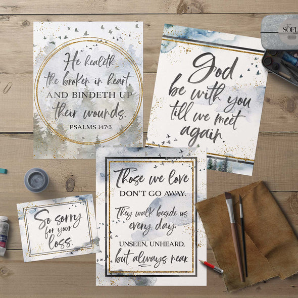 Grieving and Condolences Printable Kit