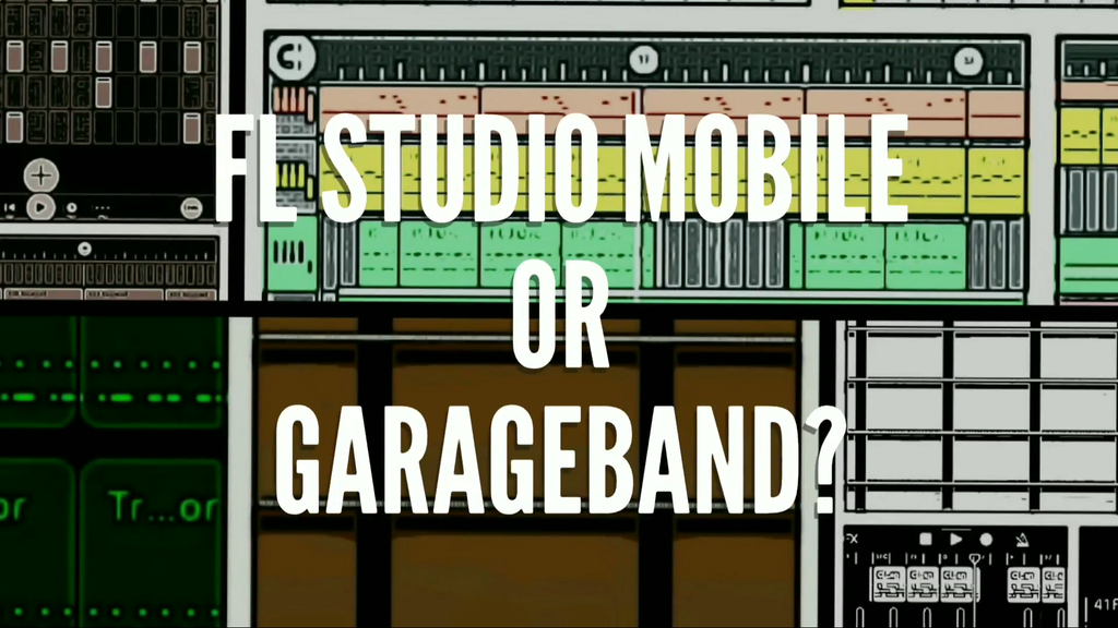 Mobile DAW Showdown: FL Studio vs Garageband