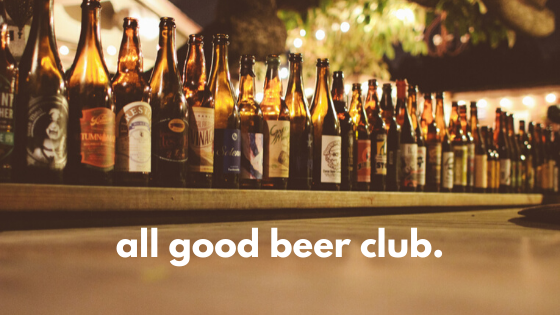 all good beer club