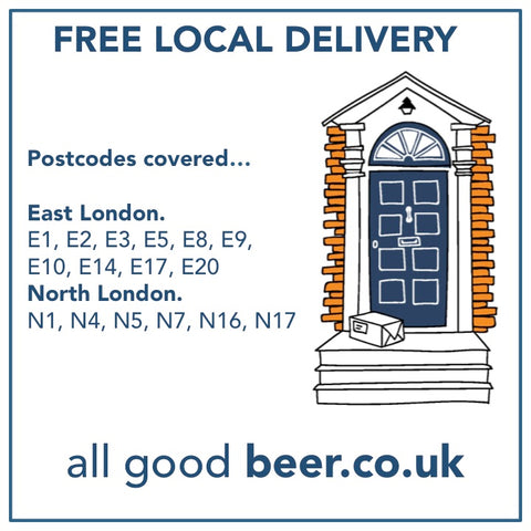 Free local delivery post codes