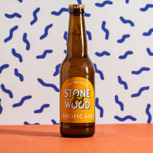 Stone & Wood - Pacific Ale 4.4% 330ml Bottle