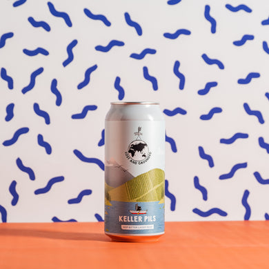 Lost & Grounded - Keller Pils 4.8% 440ml Can