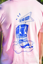 T-shirt - Pink - all good beer.