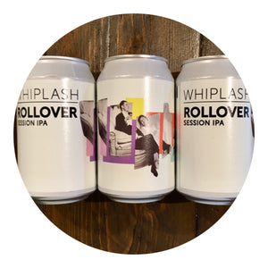 Whiplash - Rollover Session IPA 3.8% 330ml Can