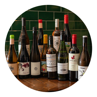 12x 'all good' wines