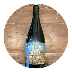 Burning Sky - Saison Anniversaire 2020 6.5% 750ml Bottle