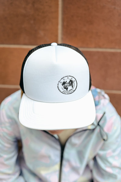 TOA Stamp Snapback Trucker Hat
