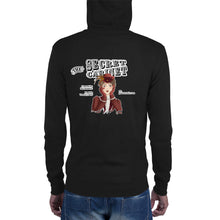 "The Secret Cabinet ""Vicky"" Zip Hoodie"
