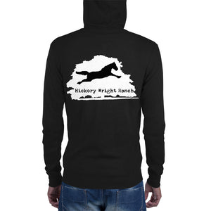 Hickory Wright Ranch Zip Hoodie