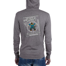 "The Secret Cabinet ""Emperor Norton"" Zip Hoodie"