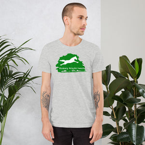 Hickory Wright Ranch green-white T-Shirt