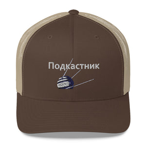 Podcastnik Trucker Cap
