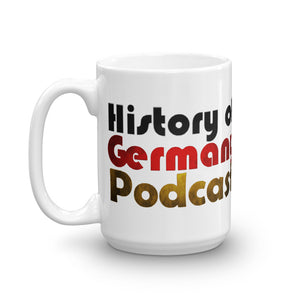 History of Germany Mug