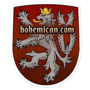 Bohemican Sticker
