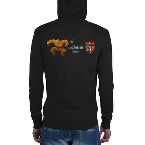 "Bohemican ""Golem of Prague"" Zip Hoodie"